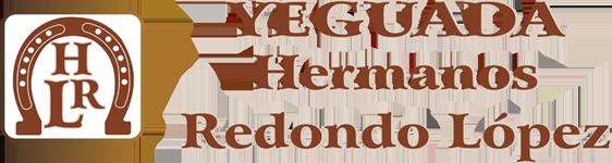 "Yeguada ""Hermanos Redondo López"" Logo"